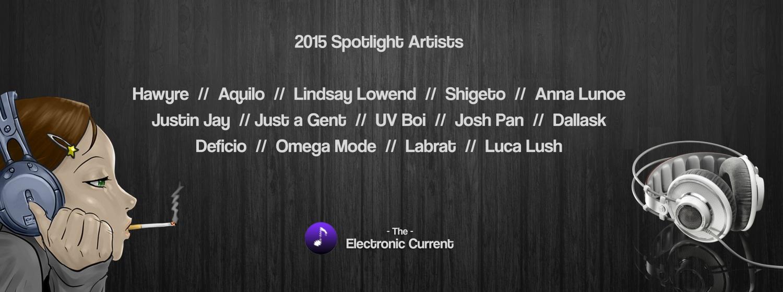 2015 spotlight artists